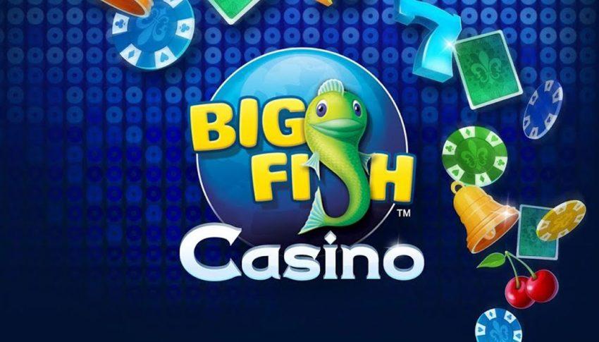 Big Fish Casino Walktrough